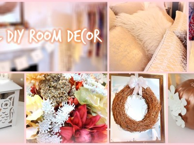DIY Fall Room Decor
