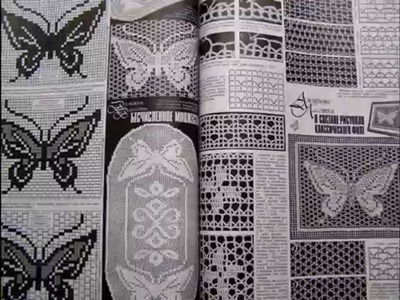 Duplet Special issue - Butterfly Crochet patterns
