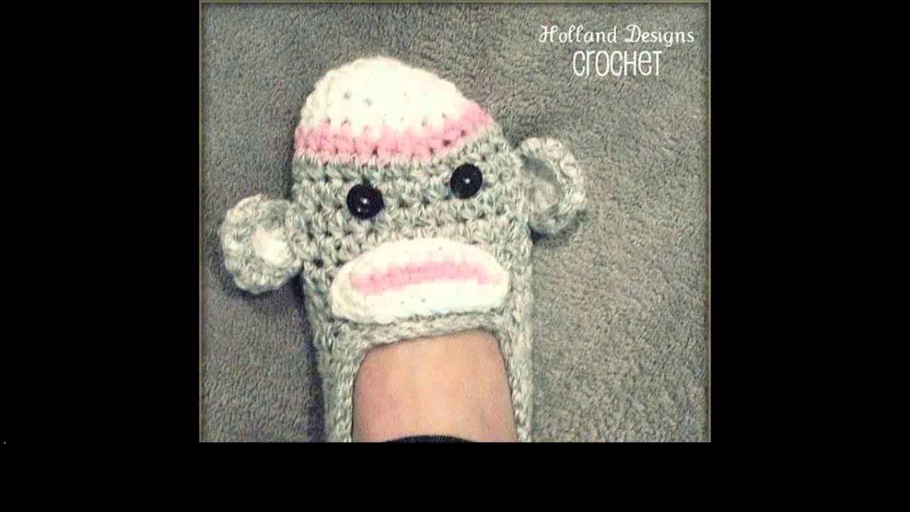 Easy crochet socks for beginners