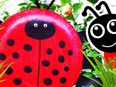 Easy DIY Puppet | LADY BUG Hand Puppet | Hand Puppet Tutorial