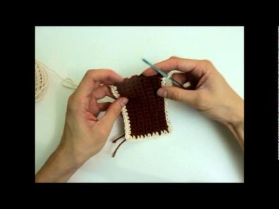 How to Crochet a Pillow