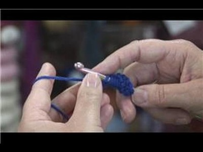 How to Crochet : How to Use Circular Crochet Hooks