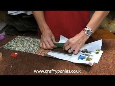 HOW TO MAKE a Crafty Ponies STABLE & TACK ROOM