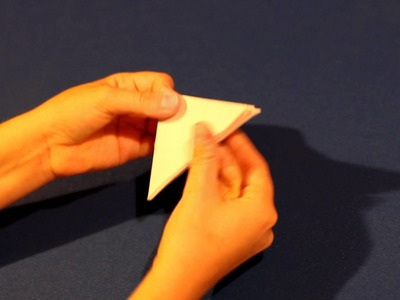 How To Make An Origami Fox.