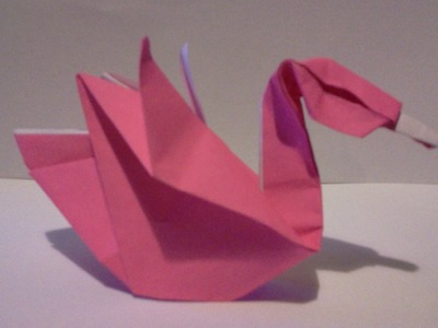 How to make Origami Duck (hoang tien Quyet)