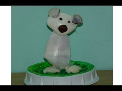 How to make sea shell Koala