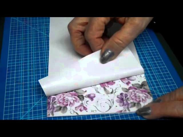 How To Use Micro Glass Beads To Decorate Your Background Card