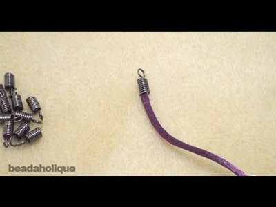 How to Use Spring Coil Ends