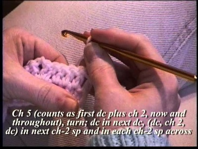 Learn Crochet Now - Beginner Volume 4, Reding Patterns