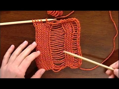 Preview Knitting Daily TV Episode 904 - Oops! I Dropped It!