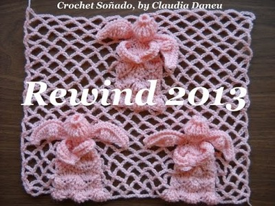 "REWIND 2013 -""CROCHET FOR THE SOUL .  AND MORE"""