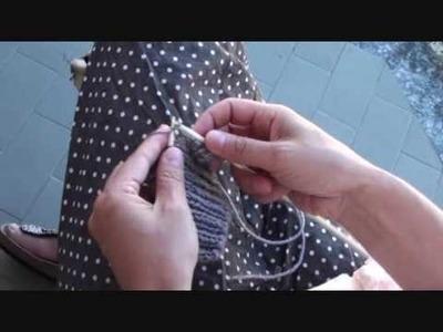 Ribbing 2.2 tutorial (english) - Continental Way - emmafassioknitting.blogspot.com