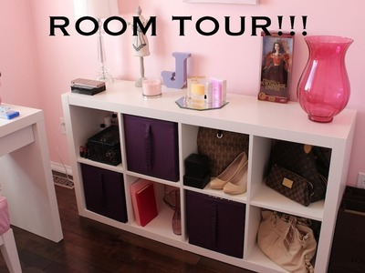 Room Tour   Diary of a Girly Girl