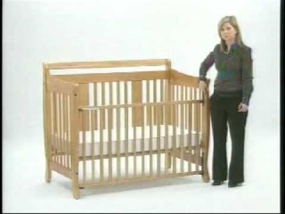 Stork Craft Recalls More than 2.1 Million Drop Side Cribs
