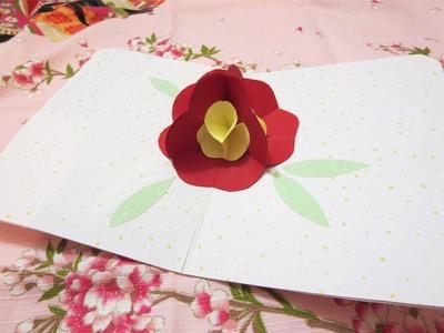 [Sunny DIY] Mother's Day Gift Idea DIY | Pop-up Card