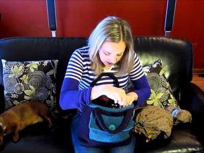 Tour of My Knitting Bag