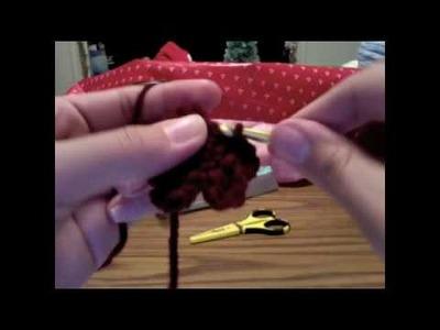 Tutorial: Crochet Flowers