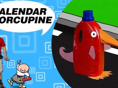 Crafts Ideas for Kids - Plastic Bottle Penguin | DIY on BoxYourSelf