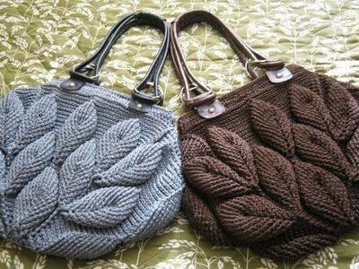 Crochet| Bag Simplicity Patterns17