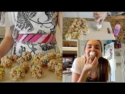 Delicious DIY Lucky Charm Ball Treats!