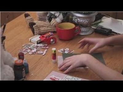DIY Christmas Cards : 3D Christmas Cards to Make