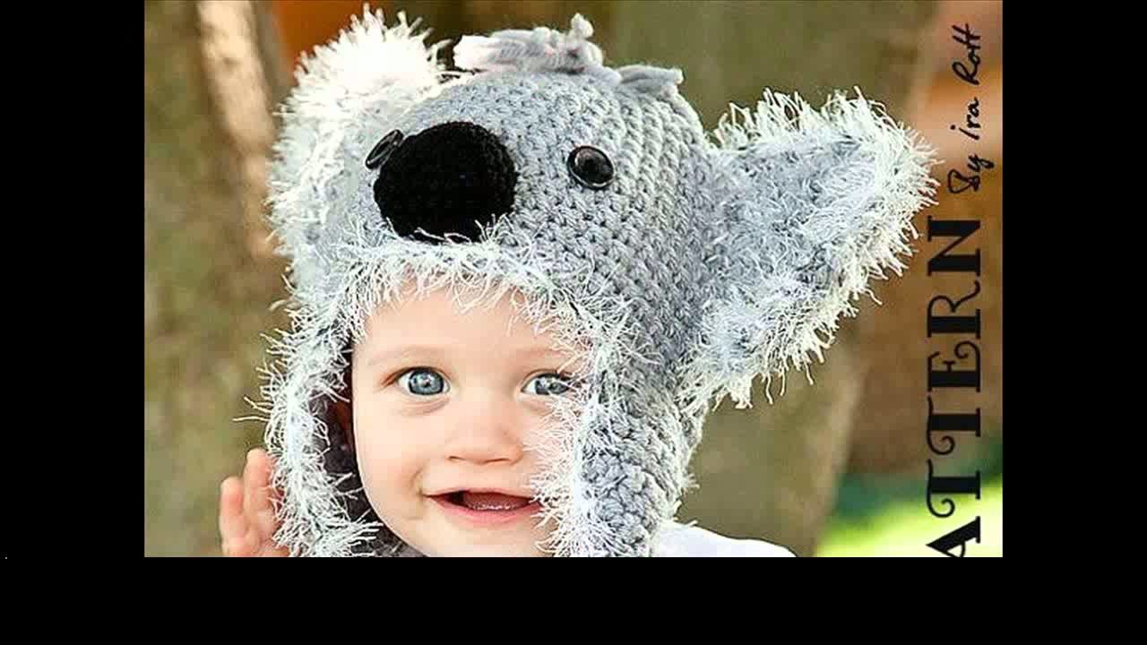 Easy crochet hat patterns for beginners