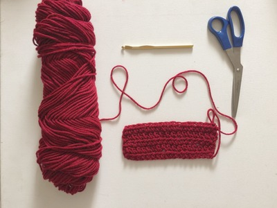 How To Crochet: Half Double Crochet (HDC) Pattern