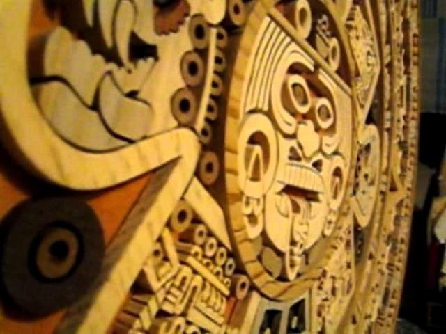 How to make an Aztec Calendar