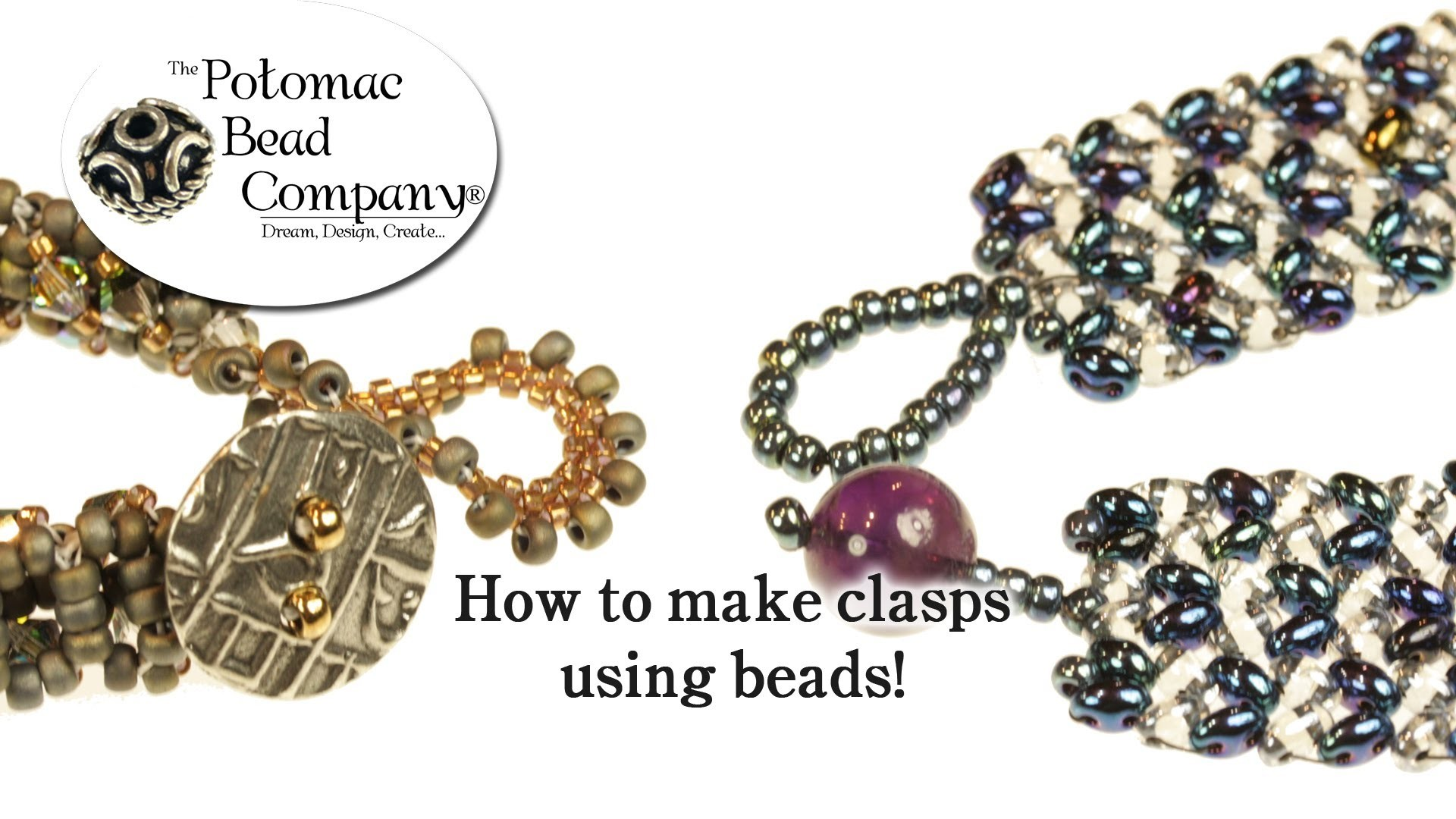 How to Make Clasps Using Beads