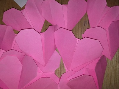 How to make: Origami Heart ♡