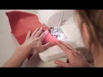 How to sew an invisible zip - Quadrille Craft