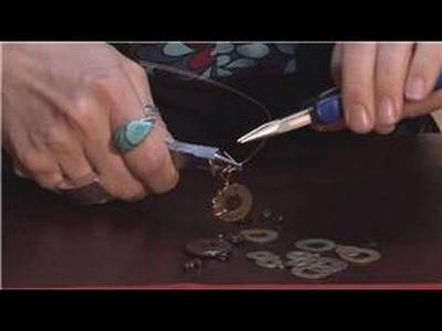 Jewelry Making With Household Items : How to Make Jewelry Out of Coins
