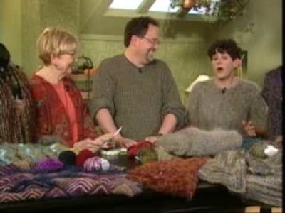 Knitting Bloopers and Getting Gauge - KDTV 110