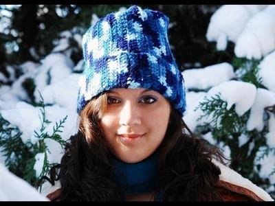 **Lefty** Glama's Easiest Crochet Hat Everrrr!