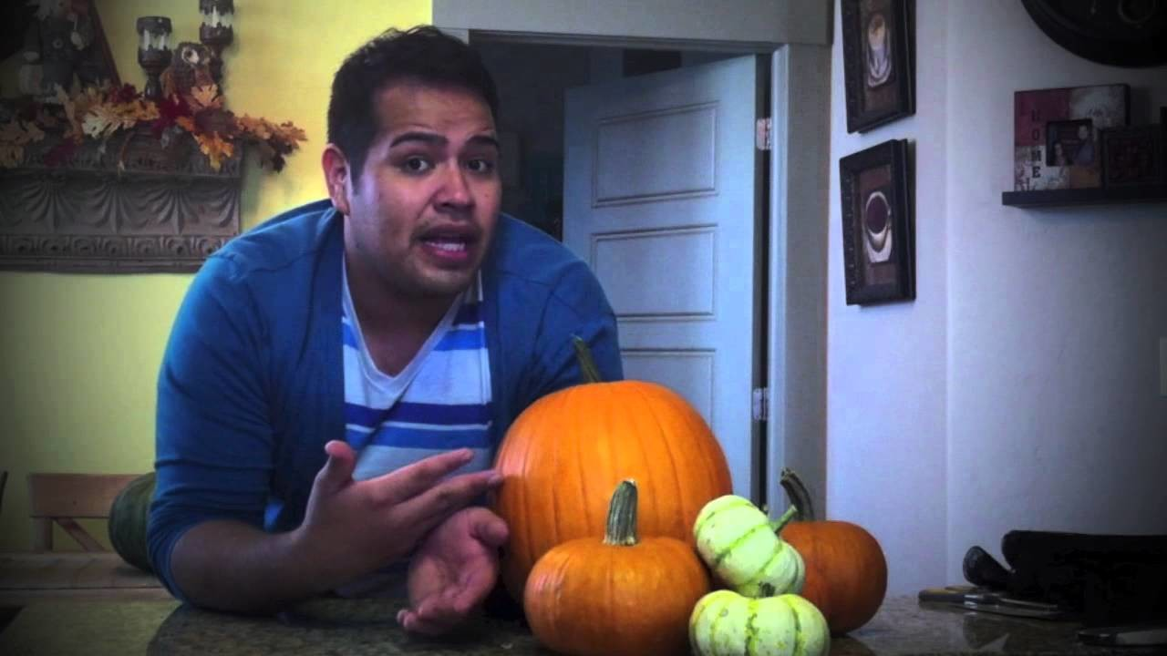 Mod Podge Your Pumpkin with Lace No carving DIY How to and Tips Halloween 2012 decoration Decoupage