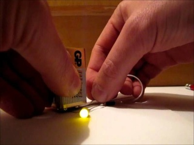 Paper and Pencil Variable Resistor (Potentiometer)