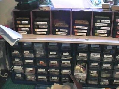 Scrapbook Craft Room
