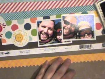 Scrapbook Stamping | January 2011