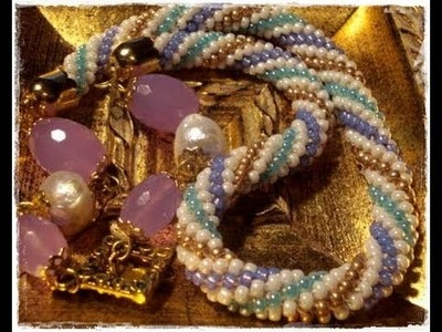 Tutorial db bead  | tutorial per creare schemi per spirali  crochet bead mediante software db bead