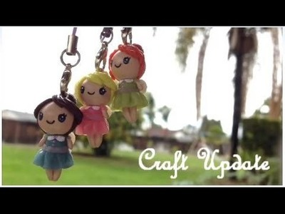 Craft Update! (Fairies, Gingerbread Houses & More!)