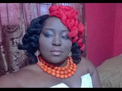 Crochet Braid w.Marley Hair How to In depth Tutorial