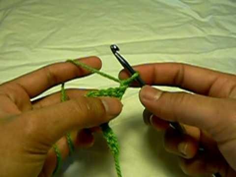 Crochet Leaf Part 1