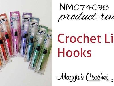 Crochet Lite Hooks Product Review NM074038