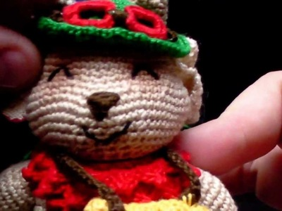 Cute, kawaii crochet keychains and cuddly toys (amigurumi)
