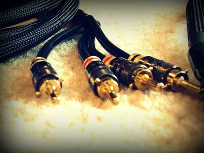 DIY Speaker Cables, How To Make Speaker Cables