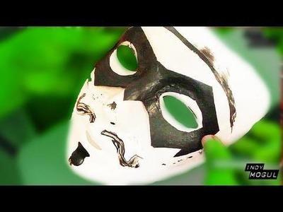 DIY Super Hero Mask : Tutorial : Backyard FX