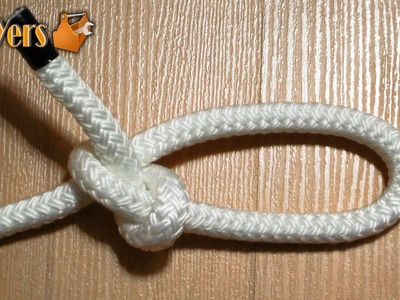DIY: Tying A Noose Knot