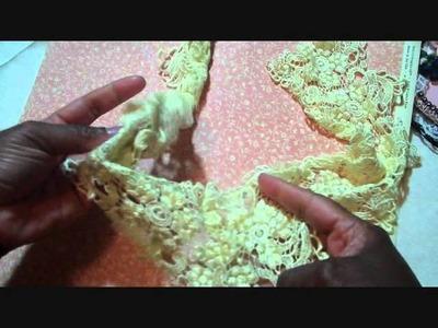 DTLA Haul - Part 1 - Laces, Appliques and Beads