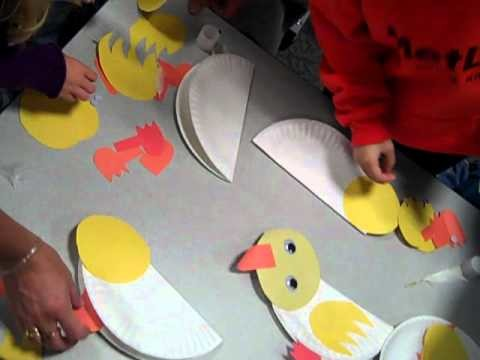 Duck Craft with Lemon the Duck