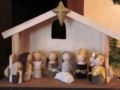 Easy DIY nativity craft ideas